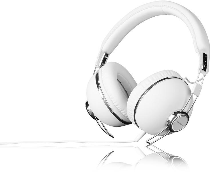 BAZZ Stereo Headset, white SL-8750-WT - zum Schließen ins Bild klicken