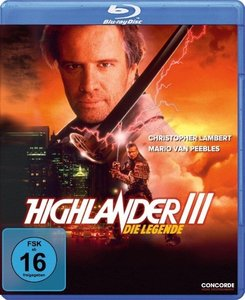 Highlander III-Die Legende (Blu-ray)