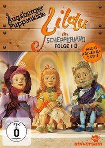 Augsburger Puppenkiste: Lilalu - Abenteuer im Schepperland