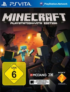 Minecraft - PlayStation Vita-Edition