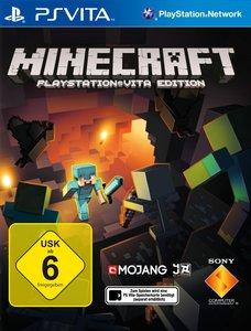 Minecraft - PlayStation Vita-Edition