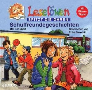 Leselöwen: Schulfreundegeschichten