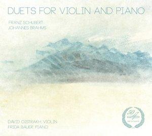 Duette für Violine und Klavier