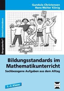 Bildungsstandards im Mathematikunterricht