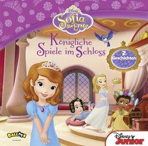 Sofia die Erste - Königliche Spiele im Schloss