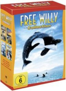 Free Willy 1-4