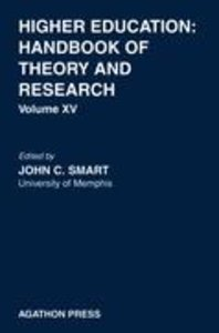 Higher Education: Handbook of Theory and Research 15