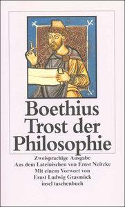 Boethius: Trost d. Philosophie