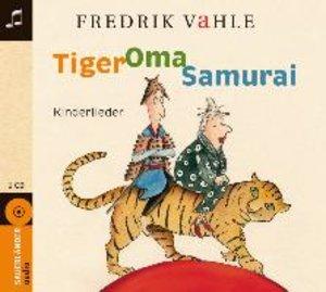 Tiger,Oma,Samurai
