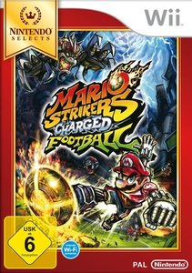 Mario Strikers - Charged Football (Nintendo Selects)