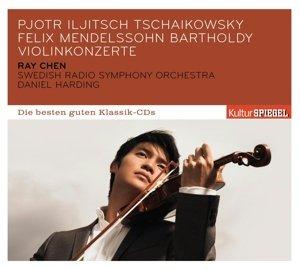 KulturSPIEGEL: Die besten guten-Violinkonzerte