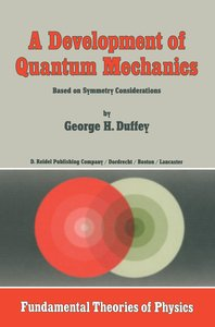 A Development of Quantum Mechanics