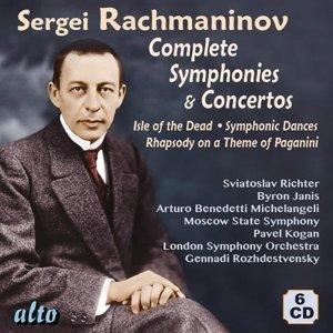 Die Sinfonien und Konzerte