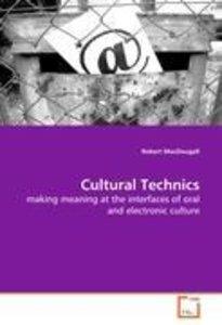 Cultural Technics