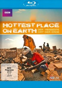 Hottest Place On Earth (Blu-ray)