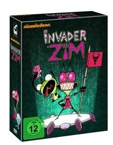Invader ZIM-Die Komplette Serie (8 DVDs+OST)