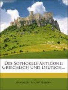 Des Sophokles Antigone