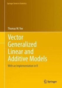 Vector Generalized Linear and Additive Models