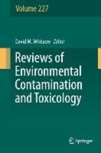 Reviews of Environmental Contamination and Toxicology, Volume 22