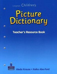 Longman Children's Picture Dictionary Teacher's Resource Book