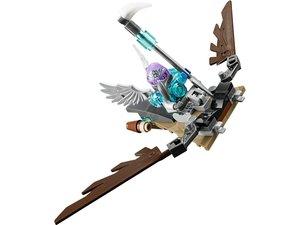 LEGO® Chima 70141 - Vardys Eis-Gleiter