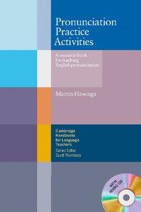 Pronunciation Practice Activities. Book und CD