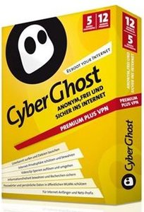 CyberGhost Premium Plus VPN 12 Monate (5 Platz)