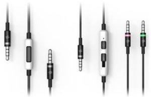 F.R.E.Q. M Mobile Stereo Headset, Kopfhörer, weiss