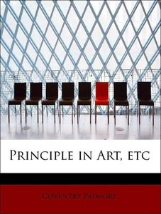 Principle in Art, etc