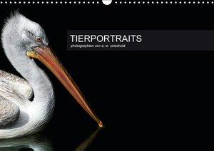 Tierportraits (Wandkalender 2016 DIN A3 quer)