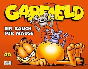 Garfield SC 40. Ein Bauch für Mäuse