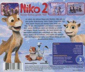 Niko 2: Kleines Rentier,großer Held