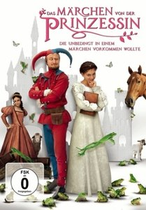 Das Märchen von der Prinzessin, die unbedingt in einem Märchen v