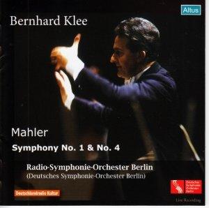 Sinfonie 1 in D maj/4 in G maj