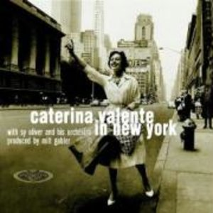 Caterina Valente In New York