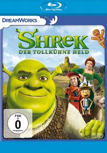 Shrek 1 - Der tollkühne Held