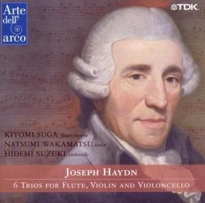 6 Trios For Flute,Violin and Violoncello
