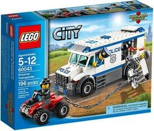 LEGO® City 60043 - Flucht aus dem Gefangenen-Transporter