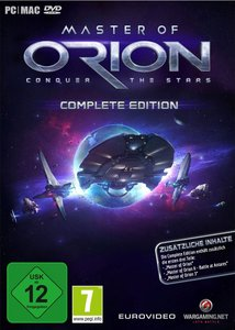 Master of Orion: Conquer the Stars - Complete Edition