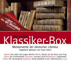 Die große Klassiker-Box