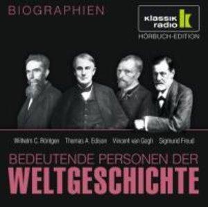 Röntgen/Edison/Van Gogh/Freud