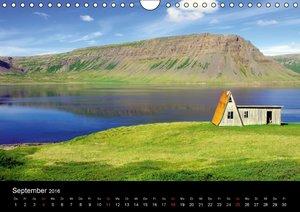 Island - Zauber des Nordens (Wandkalender 2016 DIN A4 quer)