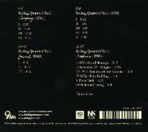 Streichquartette bearb.für Gitarrenquartett
