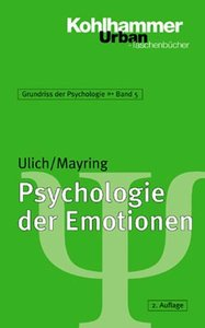 Psychologie der Emotionen