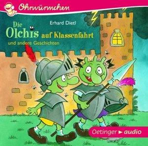 Die Olchis auf Klassenfahrt u.a. Geschichten (CD)