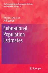 Subnational Population Estimates