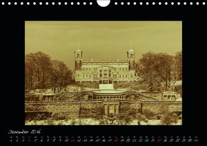 Dresden - Fotografien wie aus guten alten Zeiten / CH-Version (W