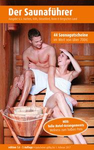 Der regionale Saunaführer mit Gutscheinen