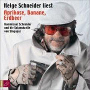 Aprikose, Banane, Erdbeer. 3 CDs