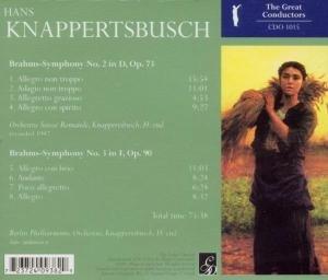 Sinfonien 2 & 3